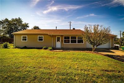 Fairborn Single Family Home Active/Pending: 1261 Central Avenue