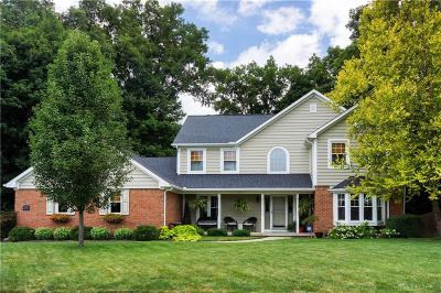 Springboro Single Family Home Active/Pending: 205 Deer Trail Drive