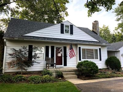 Dayton Single Family Home For Sale: 7401 Mad River Road