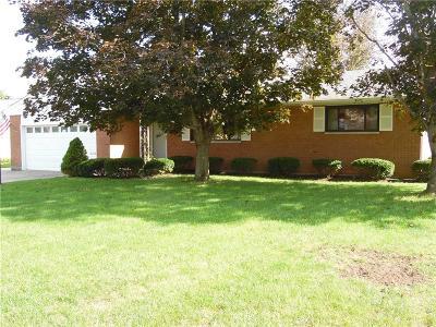 West Milton Single Family Home Active/Pending: 243 Cedar Drive