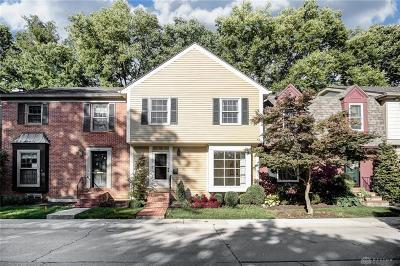 Centerville Condo/Townhouse For Sale: 42 Nicholson Court