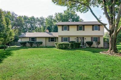 Beavercreek Single Family Home For Sale: 2733 Vickie Drive
