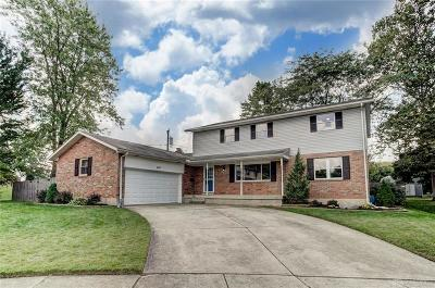Dayton Single Family Home Active/Pending: 4417 Vera Place