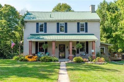 Xenia Single Family Home Active/Pending: 800 Hedges Road
