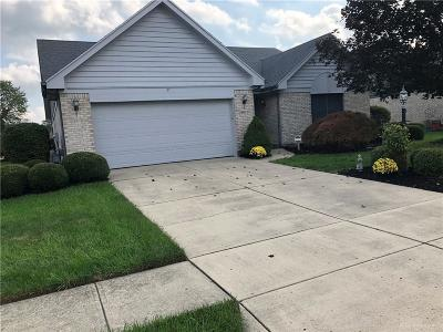 Miamisburg Single Family Home Active/Pending: 9670 Winters End Trail