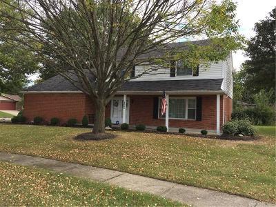 Englewood Single Family Home For Sale: 4600 Cutlass Drive