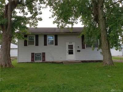 New Carlisle Single Family Home For Sale: 1117 Styer Drive