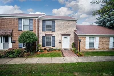 Fairborn Condo/Townhouse Active/Pending: 1225 Georgetown Court