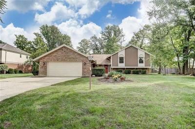 Dayton Single Family Home For Sale: 7266 Mohawk Trail Road