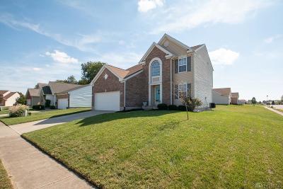 Xenia Single Family Home Active/Pending: 2590 Harmony Drive