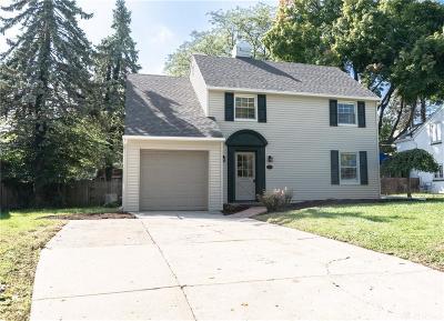Oakwood Single Family Home For Sale: 312 East Drive