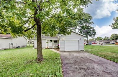 Urbana Single Family Home Active/Pending: 323 Broadway
