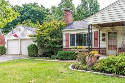 Englewood Single Family Home Active/Pending: 318 Woodmont Drive
