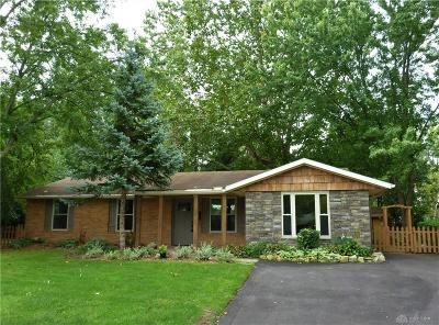 Single Family Home Active/Pending: 7426 Treon Place