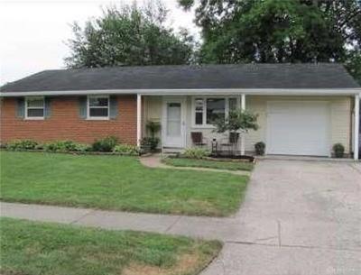 Vandalia Single Family Home Active/Pending: 634 Kirkwood Drive