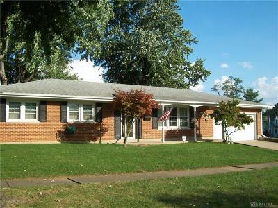 Middletown Single Family Home For Sale: 617 Dorset Drive