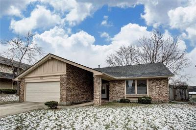 Dayton Single Family Home For Sale: 8356 Timber Walk Court