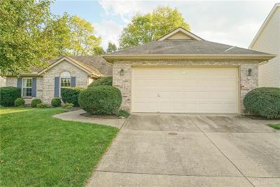Fairborn Single Family Home Active/Pending: 1378 Sentry Lane