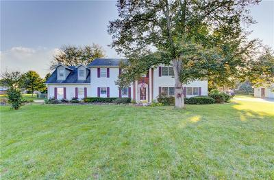 Troy Single Family Home For Sale: 2640 Greenlawn Drive