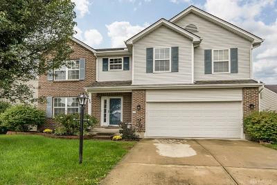 Springboro Single Family Home Active/Pending: 53 Dockside Drive