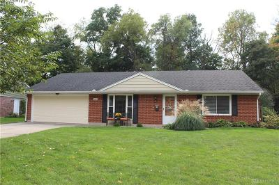 Bellbrook Single Family Home Active/Pending: 4447 Hillcrest Drive