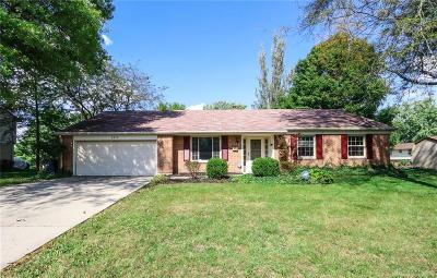 Clayton Single Family Home For Sale: 3313 Northfield