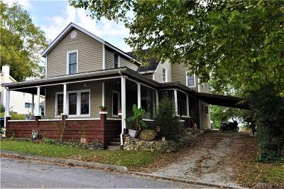 Warren County Single Family Home For Sale: 206 4th Street