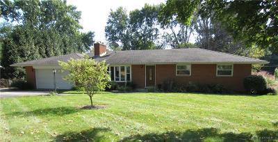 Beavercreek Single Family Home For Sale: 3933 Rockfield Drive