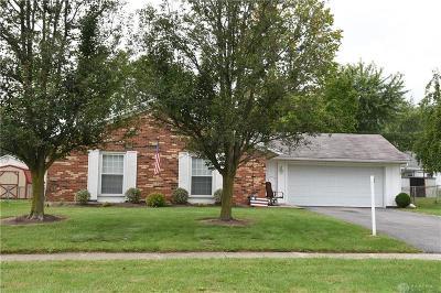 Vandalia Single Family Home Active/Pending: 157 Mountair Drive