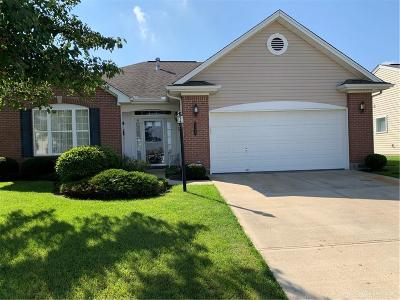 Troy Single Family Home For Sale: 2768 Twin Lakes