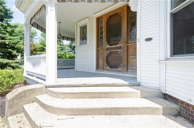 Fairborn Single Family Home For Sale: 3 Xenia Drive