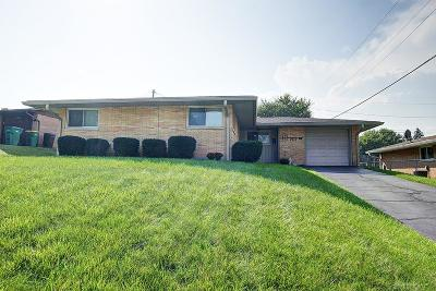 Fairborn Single Family Home For Sale: 1217 Virginia Drive