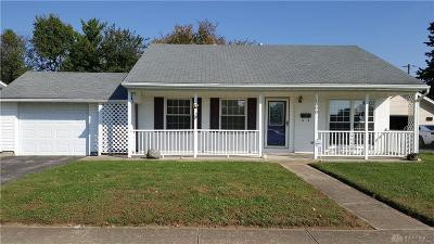 Xenia Single Family Home For Sale: 1808 2nd Street