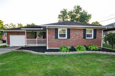 Single Family Home Active/Pending: 2551 Casey Drive