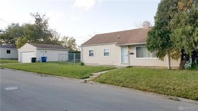 Dayton Single Family Home For Sale: 4705 Sylvan Drive