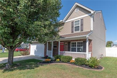 Xenia Single Family Home For Sale: 2844 Raxit Court