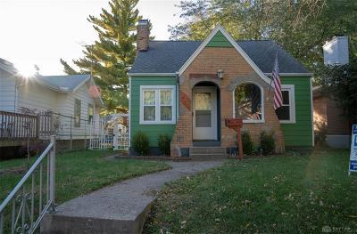 Dayton Single Family Home For Sale: 2735 Kennedy Avenue