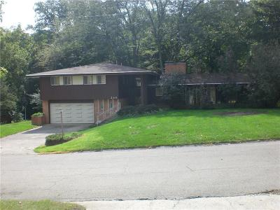 Dayton Single Family Home Active/Pending: 240 Hornwood Drive