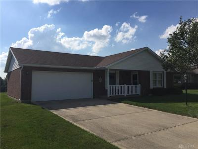 Brookville Single Family Home For Sale: 951 Calmer Ernst Boulevard