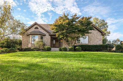 Beavercreek Single Family Home For Sale: 3409 Kingswood Forest Lane