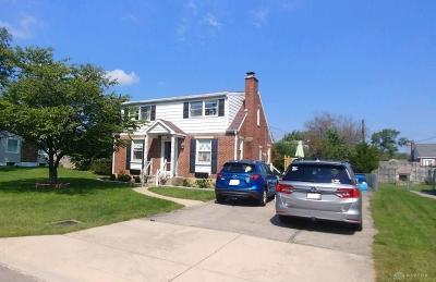 Dayton Single Family Home For Sale: 1923 Sunny Ridge Road