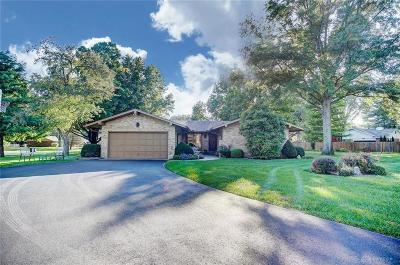 Troy Single Family Home For Sale: 1748 Lakeshore Drive