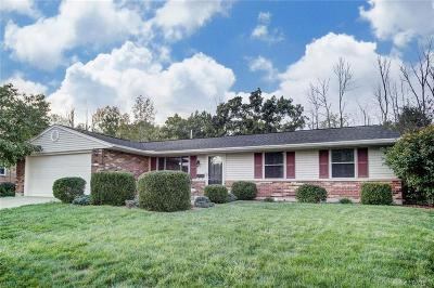 Dayton Single Family Home For Sale: 6661 Pegwood Court