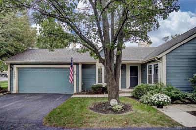 Dayton Condo/Townhouse For Sale: 9660 Windjammer Place