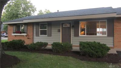 Troy Single Family Home Active/Pending: 1191 Lee Road