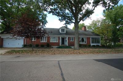 Oakwood Single Family Home For Sale: 1051 Schantz Avenue
