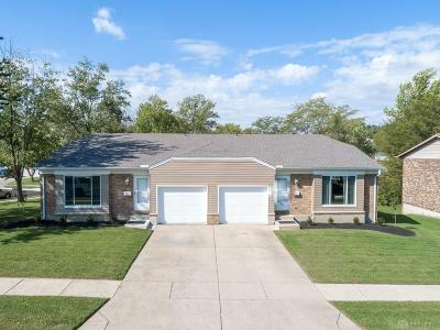 Miamisburg Single Family Home For Sale: 723 Red Deer Lane