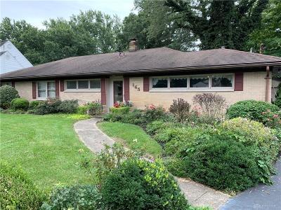 Single Family Home Active/Pending: 165 Possum Road
