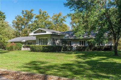 Dayton Single Family Home For Sale: 4276 River Ridge Road