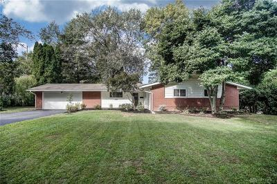 Bellbrook Single Family Home Active/Pending: 2365 Sullivan Drive